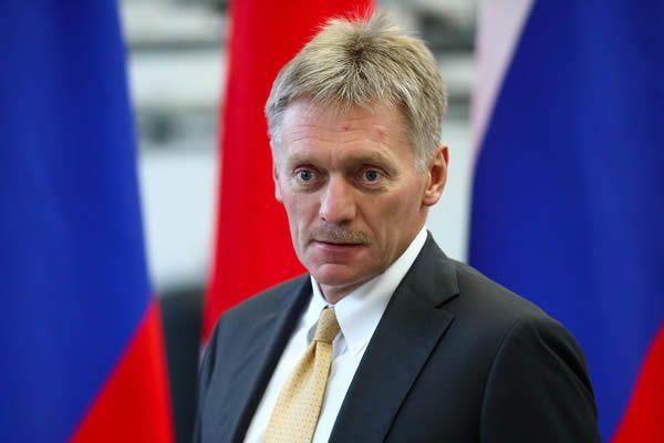 le Secrétaire de presse du Président russe Dmitri Peskov