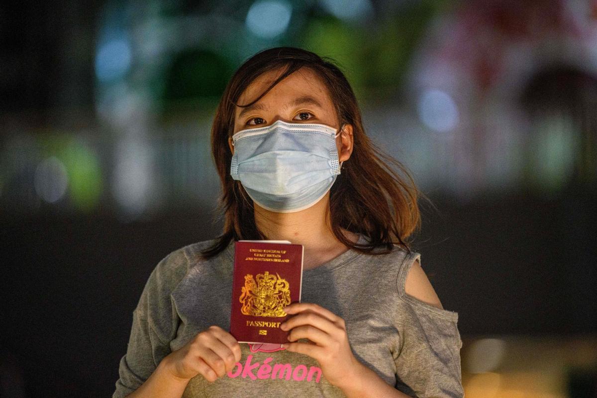 Les passeports spéciaux accordés par la Grande-Bretagne ont connu un vif regain d'intérêt après la reprise en main de Hong Kong par Pékin.