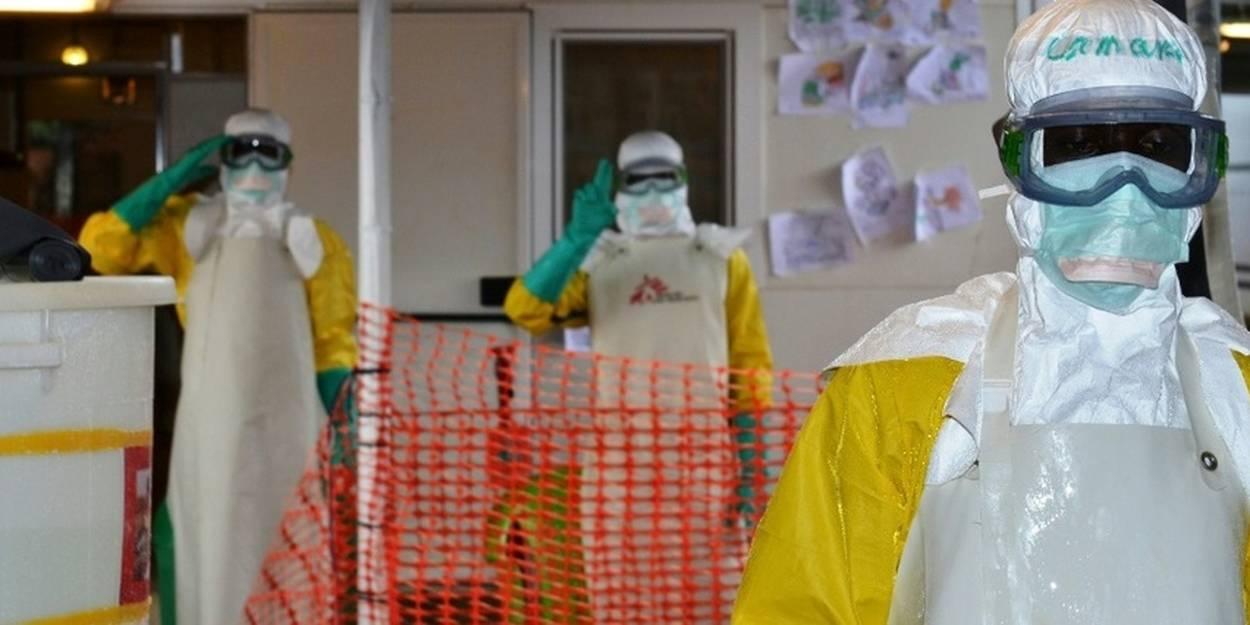 l'évolution de la situation relative à la fièvre d'Ebola dans les pays de l'Afrique centrale et occidentale