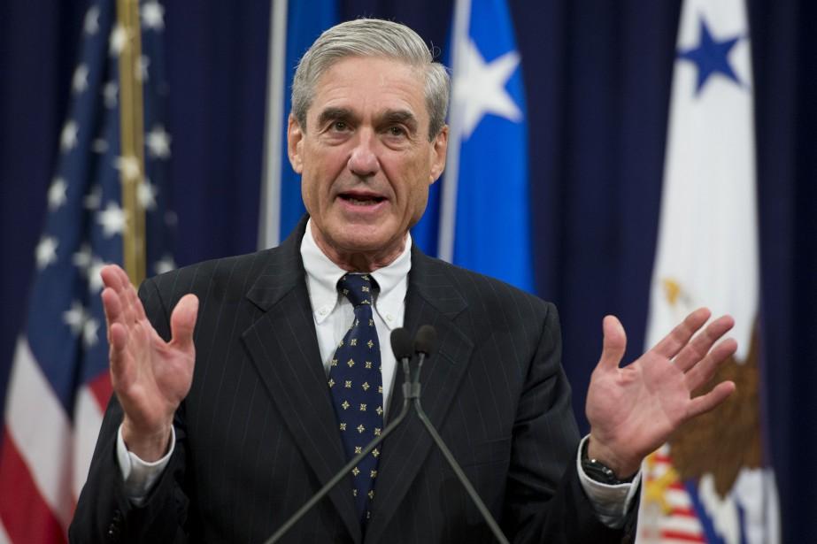 l'ex-directeur du FBI Robert Mueller