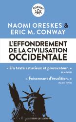 l'historienne américaine des sciences Naomi Oreskes livre