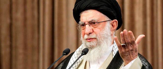 l'Iran, l'ayatollah Ali Khamenei,