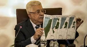 Mahmoud Abbas, président de l'Autorité palestinienne, a d'ailleurs présenté lors d'une réunion aux Nations Unies une série de quatre cartes de la Palestine
