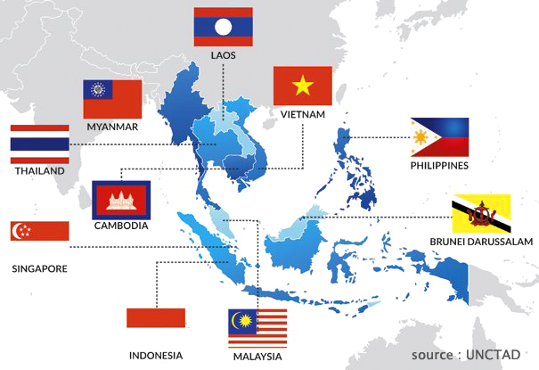 map_asean anase