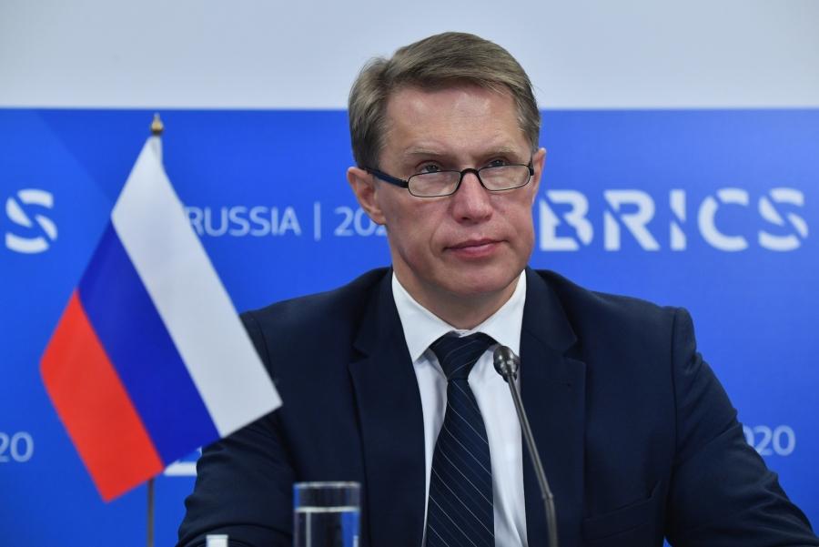 Ministre de la santé Mikhail Murashko 5