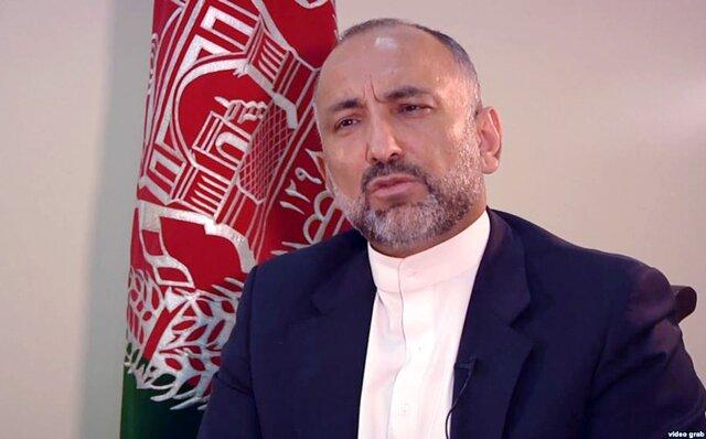 Mohammad Haneef Atmar, Ministre des Affaires étrangères de l'Afghanistan