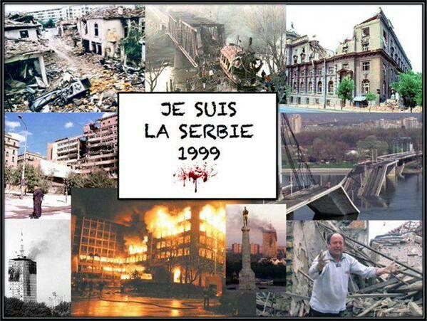 SERBIE 1999