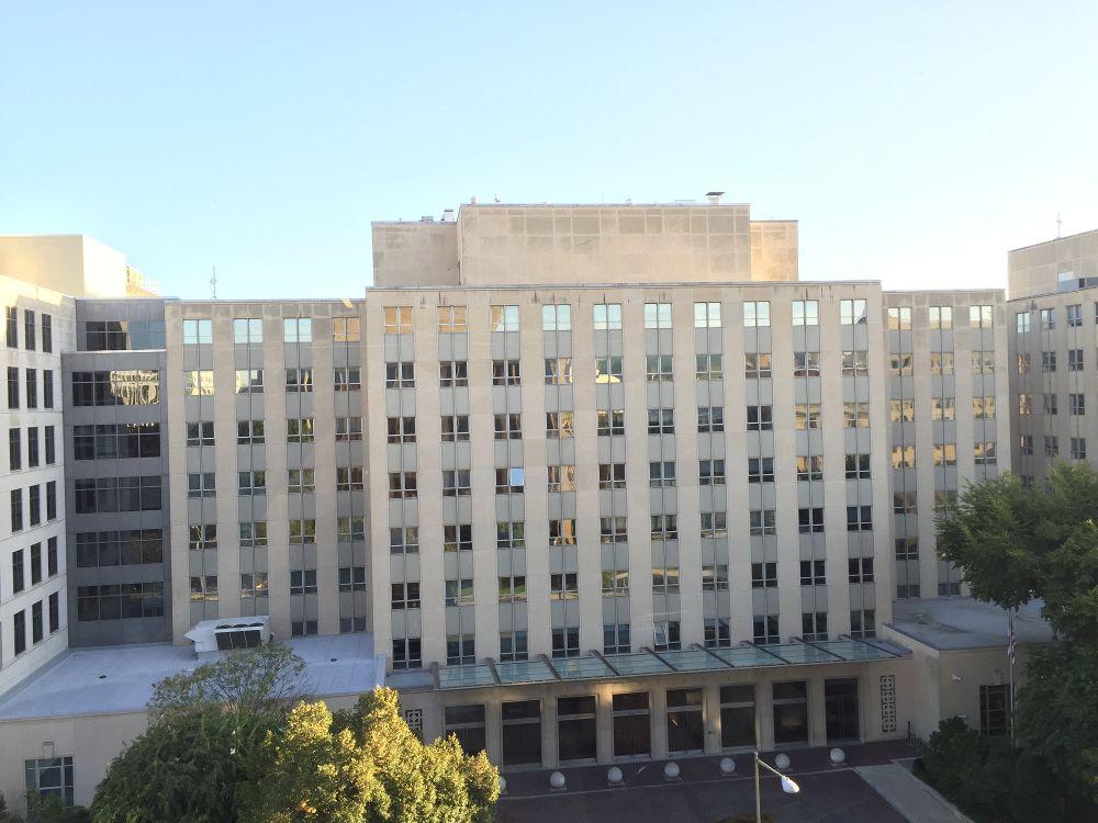 Siège de la Brookings Institution à Washington.