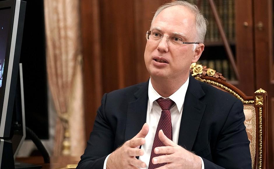 4259 – Kemlin – 1/Rencontre avec Kirill Dmitriev,PDG du Fonds d'Investissement  Direct Russe… 2/Rencontre avec le Ministre de l'Agriculture Dmitry  Patrushev … 2&5/04/2021 | Sans a priori