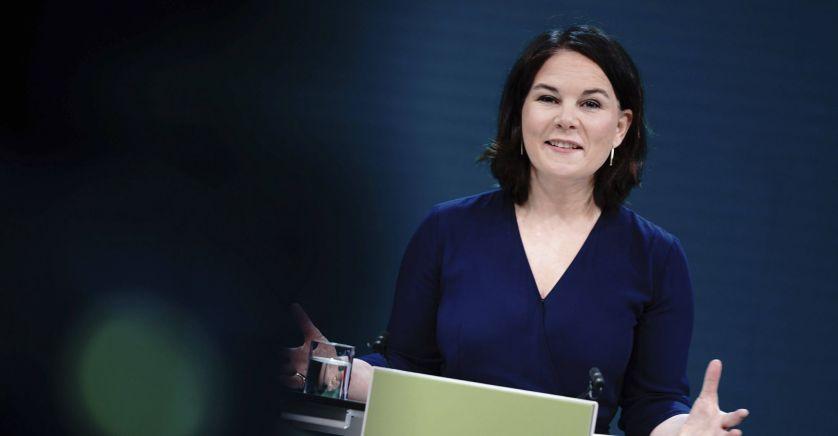Annalena Baerbock, la nouvelle «candidate à la chancellerie»