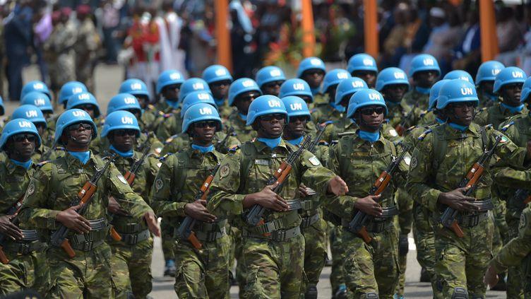 Conseil de Sécurité sur la sûreté et la sécurité des Casques bleus