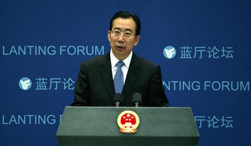 e Président de l'Association de la Diplomatie publique de Chine Wu Hailong unnamed