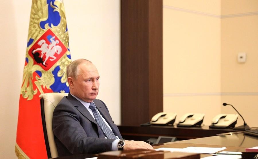 Kremlin GVT 7 SUR 7- Rencontre avec les membres du gouvernement - 13 mai 2021 - 15h50