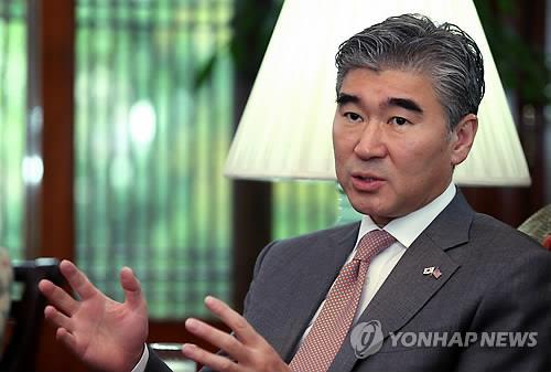 L'ancien ambassadeur des Etats-Unis en Corée du Sud Sung Kim a été nommé secrétaire d'Etat adjoint par intérim aux affaires de l'Asie de l'Est et du Pacifique.