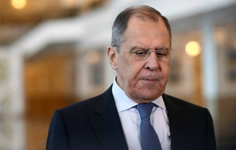Russian Foreign Minister Lavrov visits Belarus
