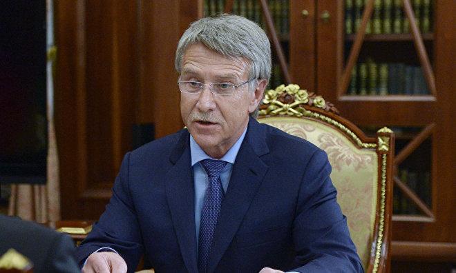 le président du conseil d'administration de NOVATEK, Leonid Mikhelson 3