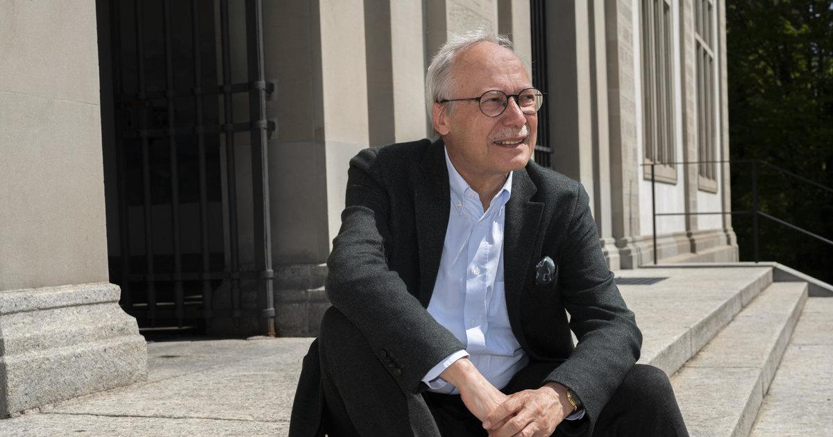 l'économisteGerhard Schwarz,