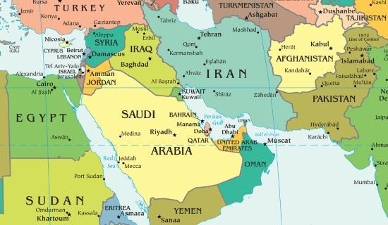 Mosaïque-du-proche-Orient