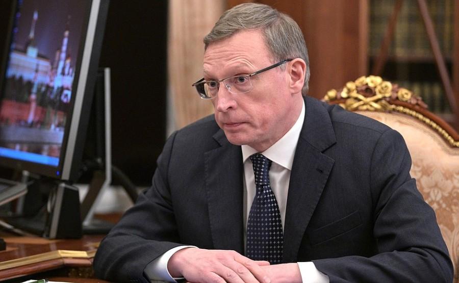 OMSK PH 2 -- 4 Réunion de travail 12.05.2021 avec le gouverneur de la région d'Omsk, Alexander Burkov - 12 mai 2021 - 14h30