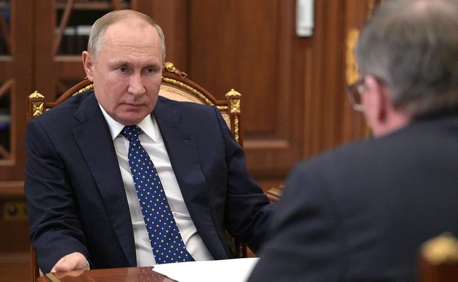 OMSK PH 4 -- 4 Réunion de travail 12.05.2021 avec le gouverneur de la région d'Omsk, Alexander Burkov - 12 mai 2021 - 14h30