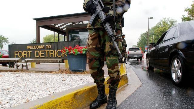 ouvrir le plus tôt possible Fort Detrick de l'armée américaine