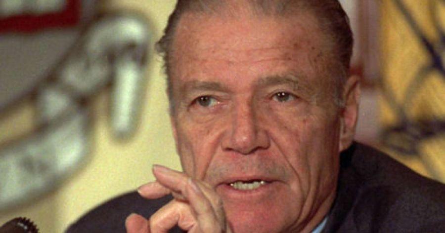 Robert McNamara, le Secrétaire américain à la défense décédé en 2009