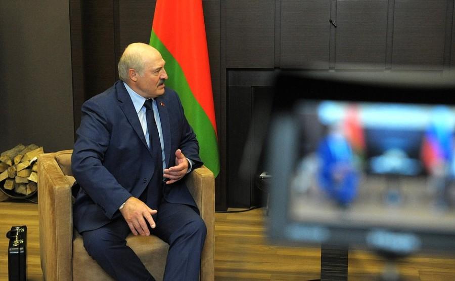 SOCHI 2 SUR 3 DU 28.05.2021 Rencontre avec le président de la Biélorussie Alexander Lukashenko - 28 mai 2021
