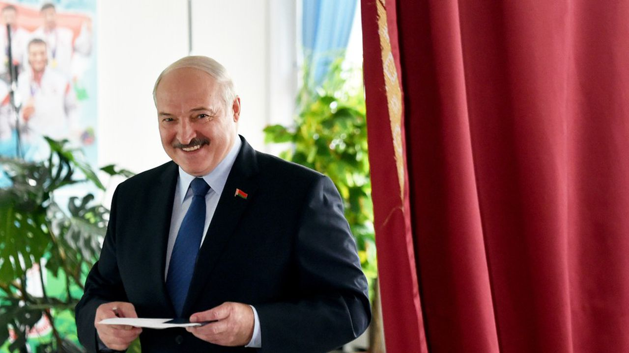 tentative d'attentat contre la vie d'Alexandre Loukachenko
