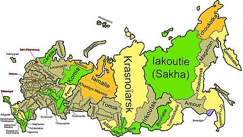 territoire de Krasnoïarsk