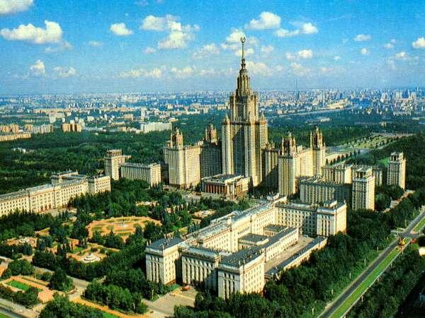 UNIVERSIT2 RUSSE MOSCOU