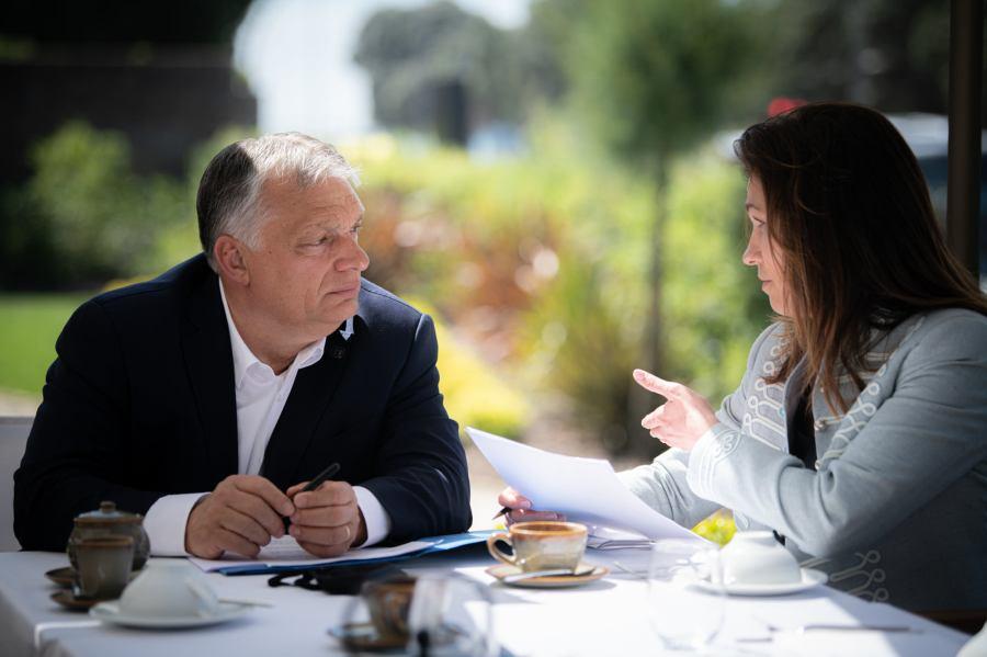 Viktor Orbán au Sommet social de Porto - 16 mai 2021