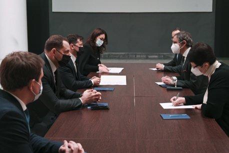 Zelenski_Grossi_Ukraine_0 L'Ukraine se penche sur le développement de son secteur nucléaire