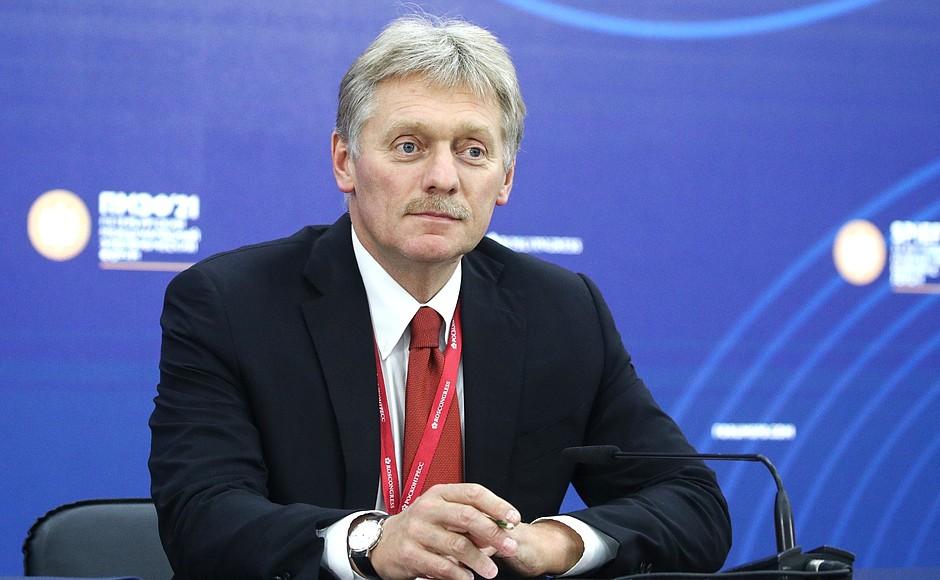 AG TASS 7 X 9 DU 04.06.2021 Rencontre avec des responsables d'agences de presse internationales - 4 juin 2021 – 23h00 – Saint-Pétersbourg
