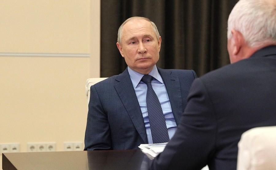 AVION 2 SUR 3 DU 24.06.2021 le chef de la société d'État de Rostec, Sergueï Chemezov