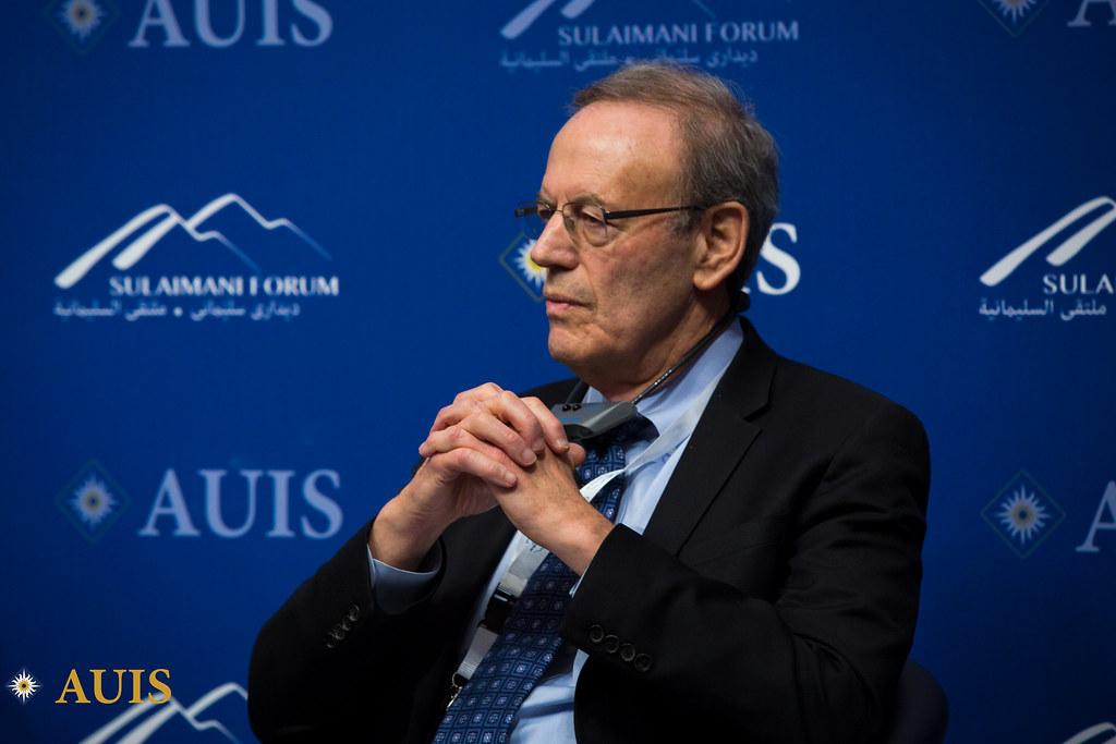 Carl Gershman, chef expérimenté de la NED,