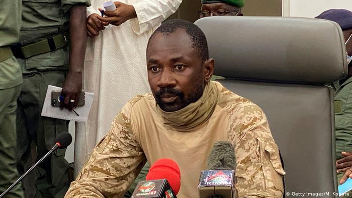 Colonel Assimi Goïta, l'homme qui détient tout le pouvoir au Mali