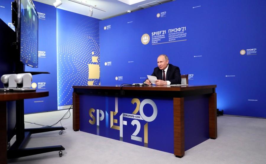 FORUM JOUR DEUX 1 X 2 DU 04.06.2021.Rencontre avec des chefs d'entreprises étrangères 4 juin 2021 – 18h40 – Saint-Pétersbourg