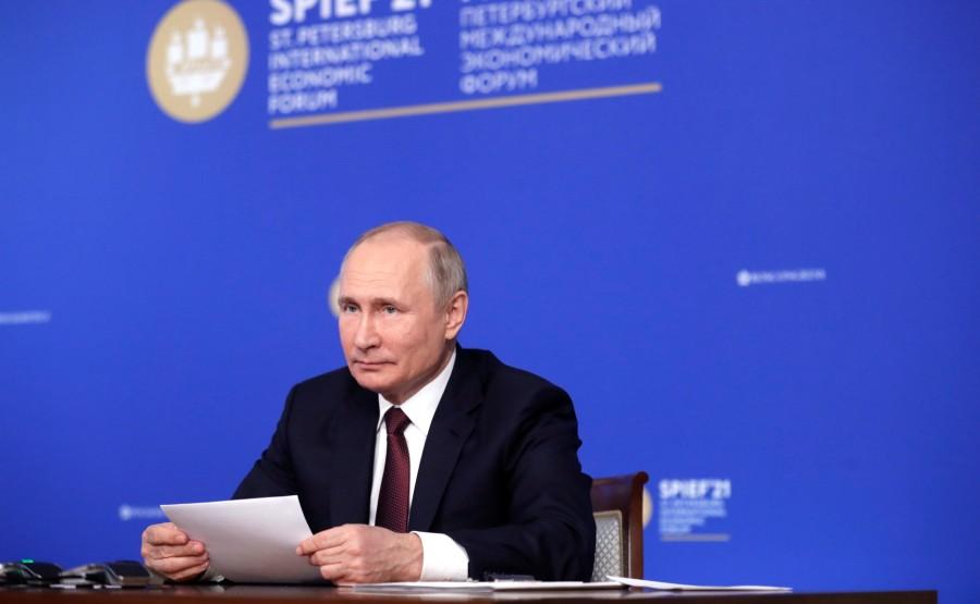 FORUM JOUR DEUX 2 X 2 DU 04.06.2021.Rencontre avec des chefs d'entreprises étrangères 4 juin 2021 – 18h40 – Saint-Pétersbourg