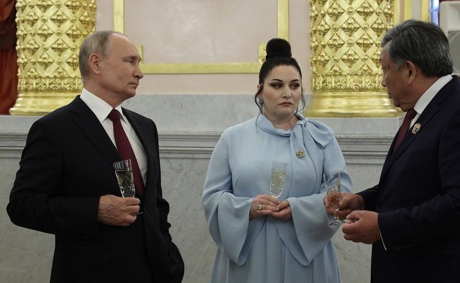 HEROS 3 SUR 3 DU 12.06.2021 Rencontre avec les lauréats des prix nationaux et les héros du travail de la Fédération de Russie 12 juin 2021 – 14h30