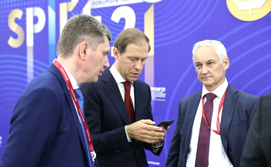 INV.VACCIN 2 X 9 Rencontre avec des investisseurs internationaux et des représentants de producteurs étrangers de vaccin Spoutnik V - 4 juin 2021 – 21h15 - Saint-Pétersbourg