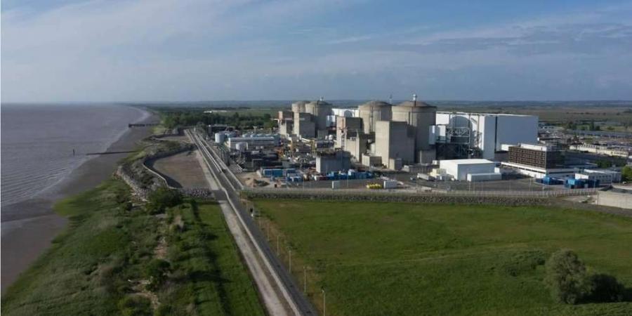 La centrale du Blayais compte quatre réacteurs. ACHIVES J. JAMET