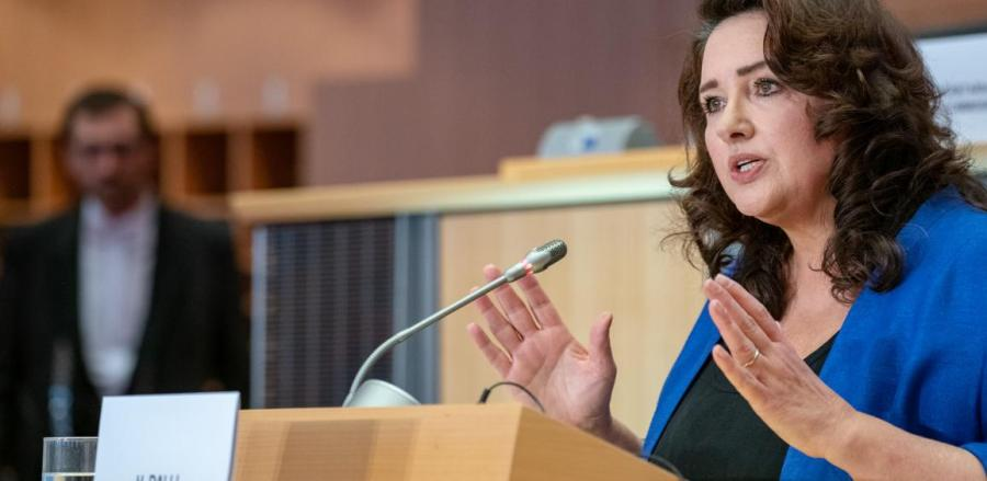 la travailliste maltaise Helena Dalli,