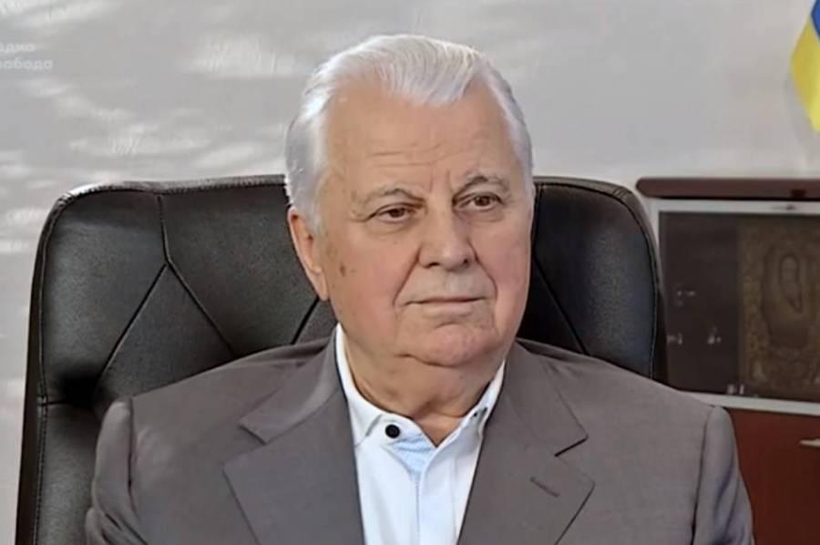 Leonid Kravtchouk concernant le Donbass
