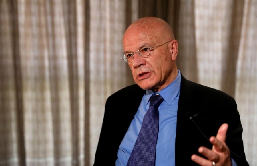 Martin Jacques, chercheur chevronné de l'Université de Cambridge et spécialiste sur la Chine,