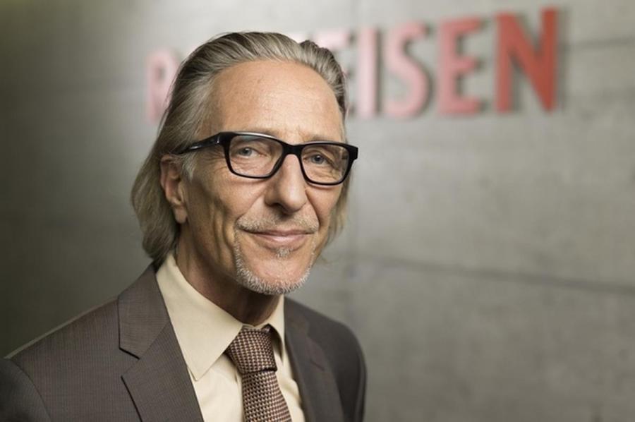 Martin Neff, l'économiste en chef de Raiffeisen