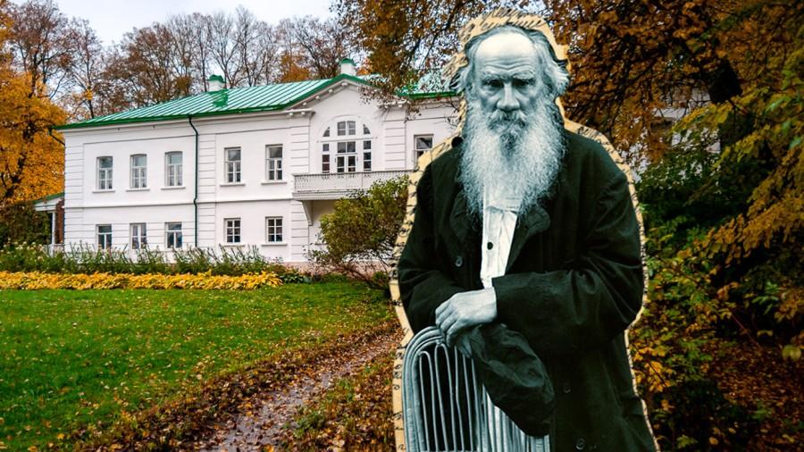 Musée-Domaine Léon Tolstoï Iasnaïa Poliana