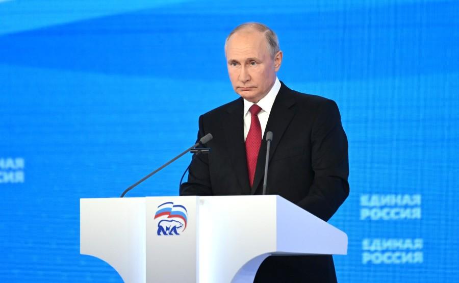 PHOTO 5 SUR 6 Président de la Russie Vladimir Poutine