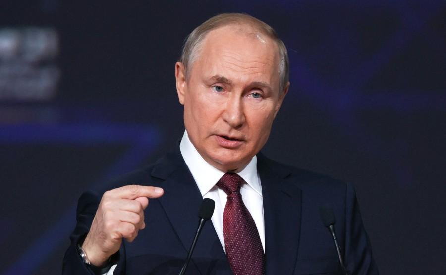 SP RUSSIE 6 X 15 DU 04.06.2021 Séance plénière du Forum économique international de Saint-Pétersbourg - 4 juin 2021 - 17h20