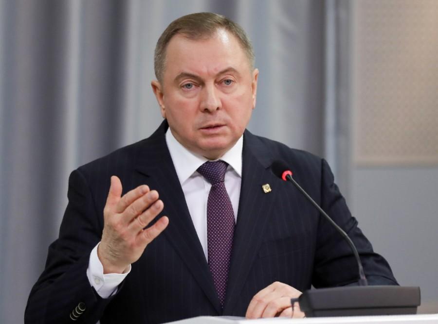 Vladimir Makeï, Ministre des Affaires étrangères du Bélarus 2