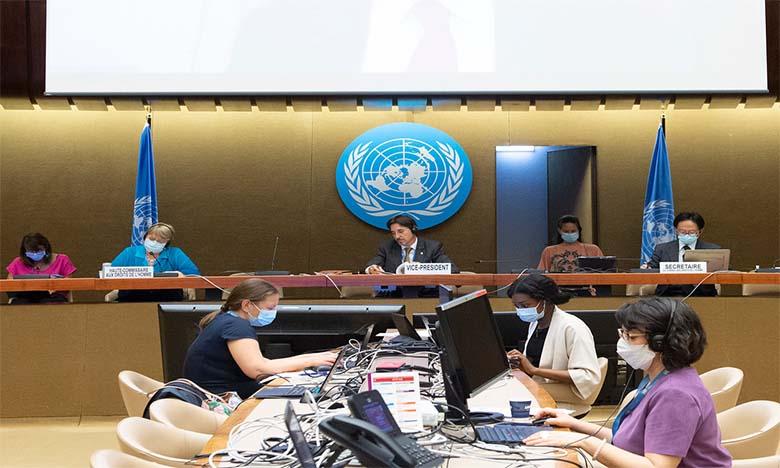 47e session du Conseil des droits de l'Homme